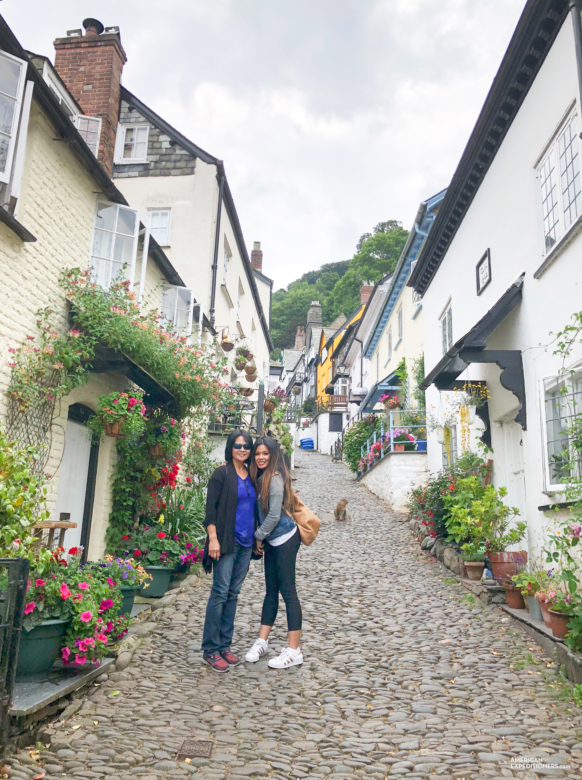 Clovelly, a Not-So-Typical, Quaint English Village ... Quaint English Village