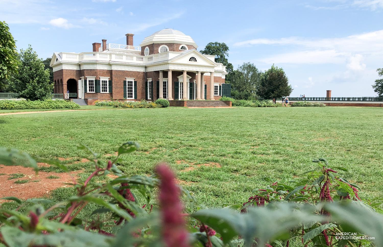 Fantastic Thomas Jeffersons Monticello American Expeditioners Download Free Architecture Designs Parabritishbridgeorg